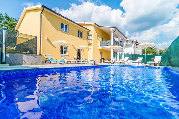 Kroatie | Istrie | Villa te huur in Vranici-Kod-Visnjana met zwembad  met wifi 10 personen