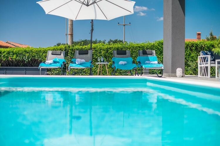 Villa Kroatië, Istrie, Sveti Petar U Sumi Villa HR-00014-43
