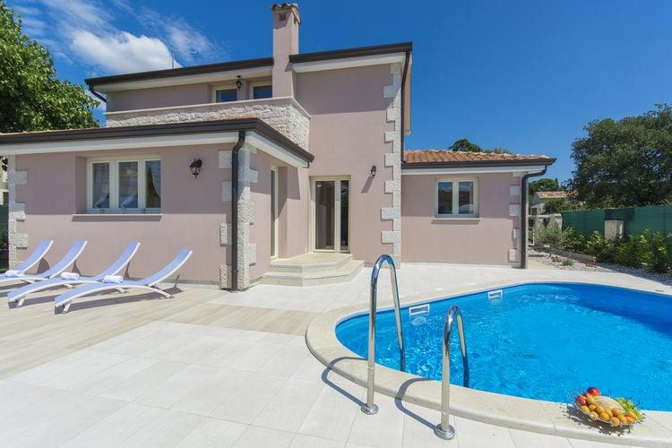 Villa Kroatië, Istrie, Porec Villa HR-00014-46