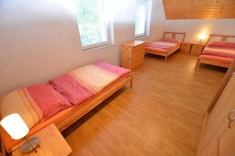 vakantiehuis Tsjechië, West-Bohemen, Labuť vakantiehuis CZ-34801-02
