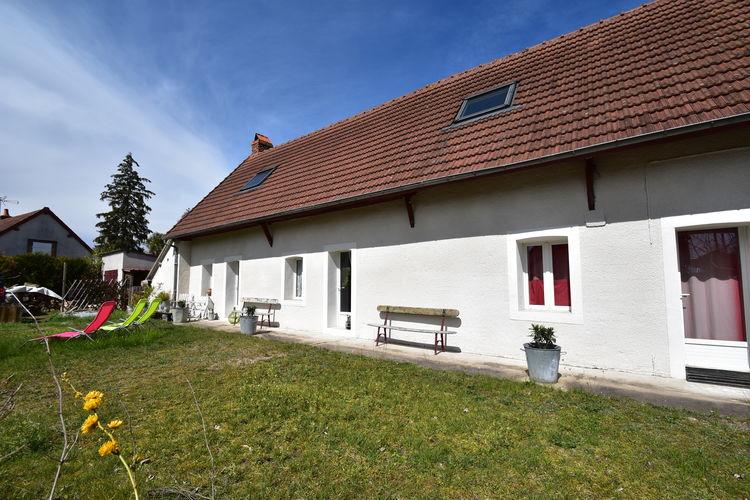 vakantiehuis Frankrijk, Bourgogne, Charrin vakantiehuis FR-58300-16