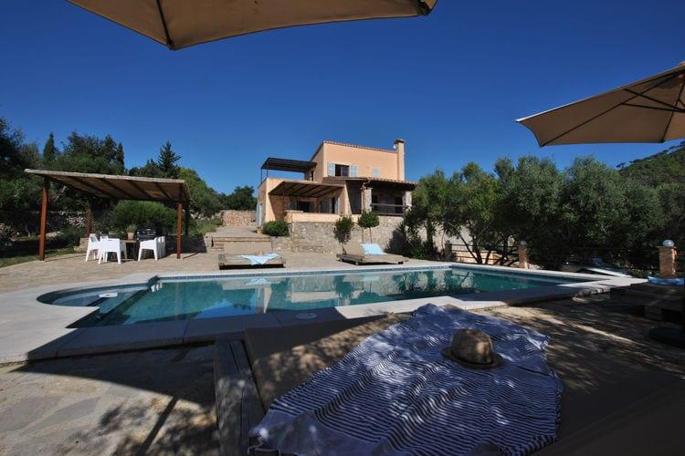 vakantiehuis Spanje, Mallorca, Sant Llorenc des Cardassar vakantiehuis ES-07530-10