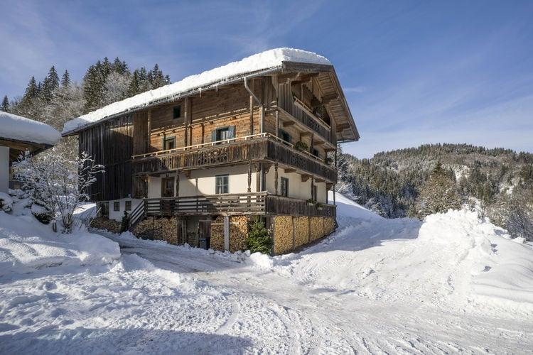 Vakantiehuizen Oostenrijk | Tirol | Boerderij te huur in Hopfgarten-im-Brixental   met wifi 10 personen