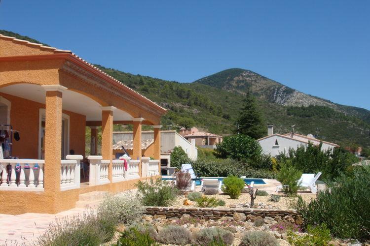 Villa Frankrijk, Languedoc-roussillon, Roquebrun Villa FR-00032-03