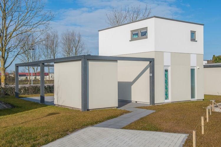 Vakantiewoning Nederland, Zeeland, Breskens Bungalow NL-4511-19