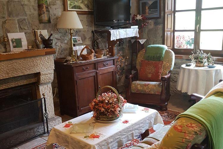 vakantiehuis Spanje, Het Groene Spanje, Caldueño,  Llanes vakantiehuis ES-00018-83