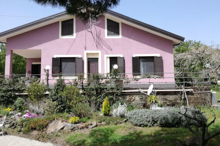 vakantiehuis Italië, Sicilia, Puntalazzo, frazione di Mascali vakantiehuis IT-95016-12