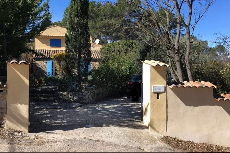 vakantiehuis Frankrijk, Provence-alpes cote d azur, Lorgues vakantiehuis FR-83510-57
