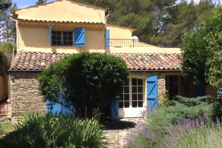 Vakantiehuis met zwembad met wifi  LorguesLes Iris