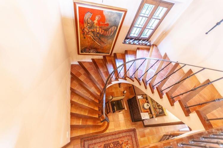 Villa Spanje, Costa Brava, Foixà Villa ES-17132-01