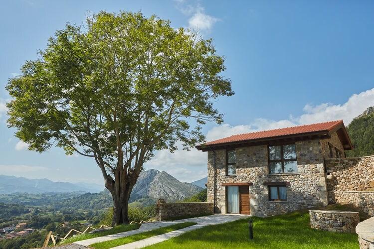 Spanje | Het-Groene-Spanje | Vakantiehuis te huur in Parres-Asturias   met wifi 4 personen