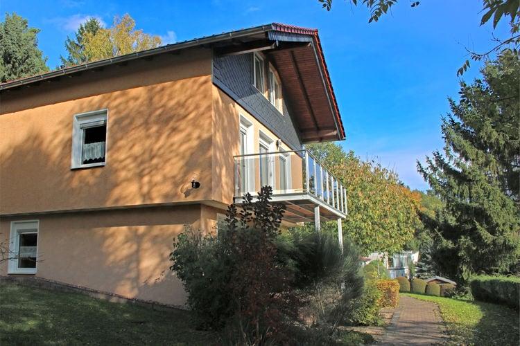 vakantiehuis Duitsland, Thuringen, Waltershausen vakantiehuis DE-99880-05