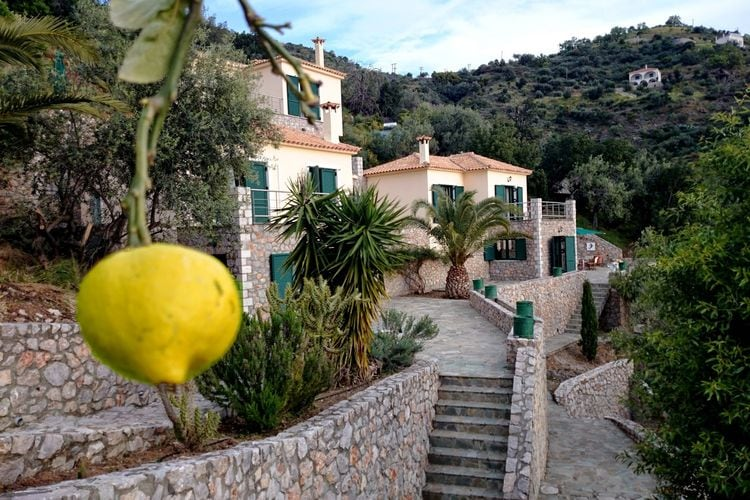 Villa Griekenland, Peloponnesos, Pera Melana Villa GR-22300-09