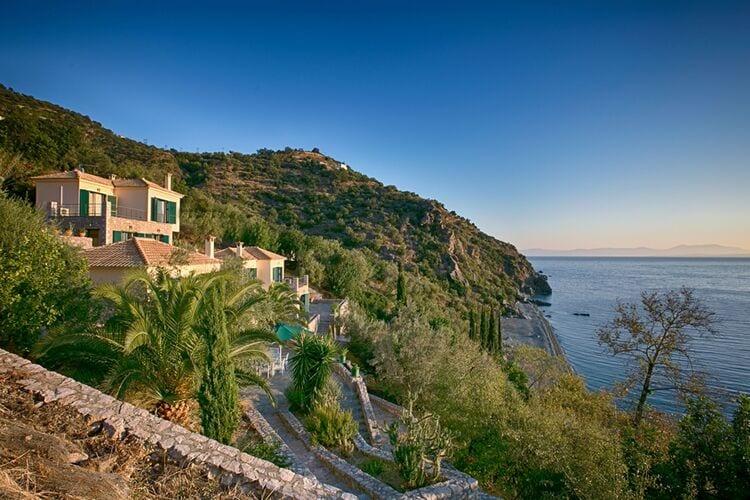 Vakantiehuizen Griekenland | Peloponnesos | Villa te huur in Pera-Melana   met wifi 6 personen