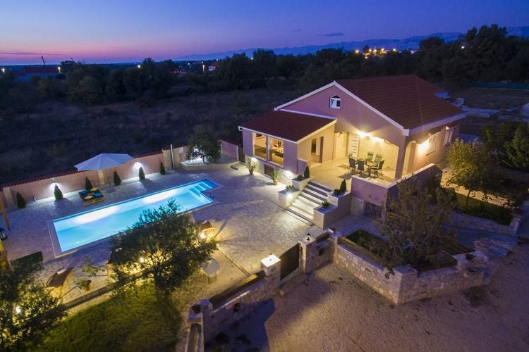 vakantiehuis Kroatië, Dalmatie, Policnik vakantiehuis HR-00014-60