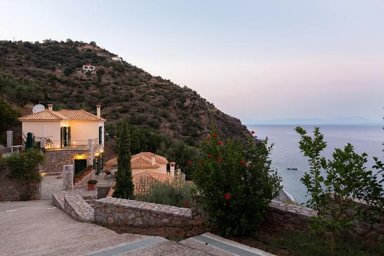 Villa Griekenland, Peloponnesos, Pera Melana Villa GR-22300-11
