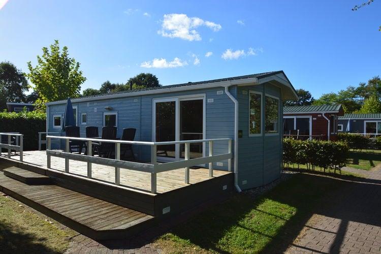 Chalets Nederland | Limburg | Chalet te huur in Arcen met zwembad  met wifi 5 personen