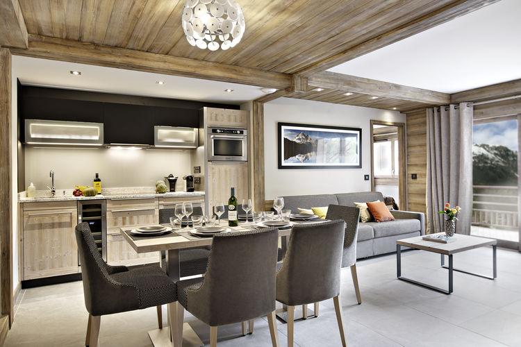 Appartement Frankrijk, Rhone-alpes, les Houches Appartement FR-74310-33