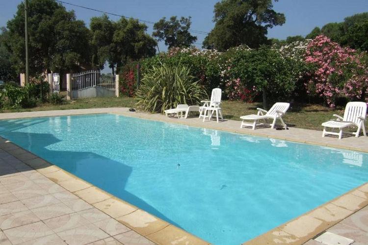 Vakantiehuis met zwembad met wifi  Porto-Vecchio  Grande Suara