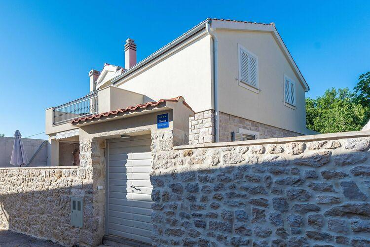 vakantiehuis Kroatië, Dalmatie, Petrcane vakantiehuis HR-23231-19