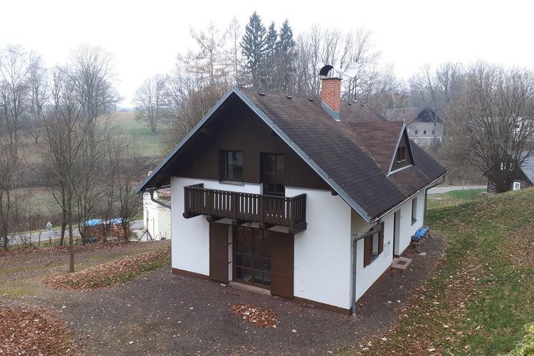 met je hond naar dit vakantiehuis in Rudník