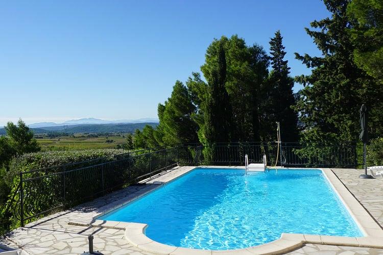 Vakantiehuizen Frankrijk | Languedoc-roussillon | Villa te huur in Beaufort met zwembad  met wifi 6 personen