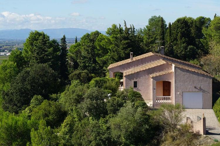 Villa Frankrijk, Languedoc-roussillon, Beaufort Villa FR-34210-22