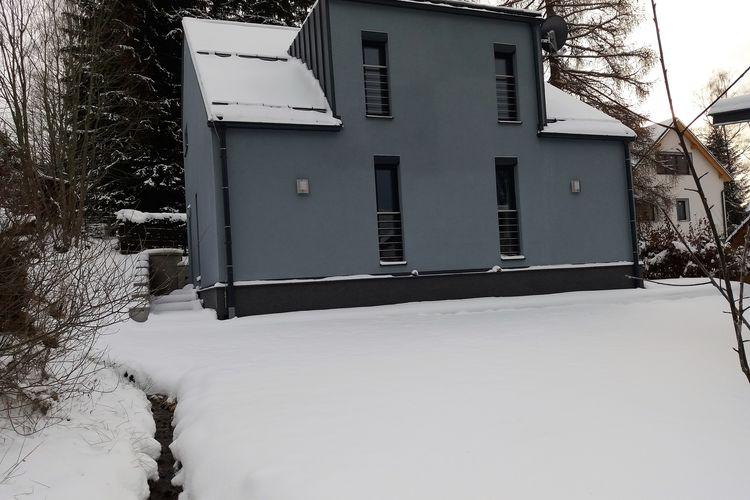 vakantiehuis Tsjechië, Zuid-Bohemen , Zelezná Ruda vakantiehuis CZ-34004-01