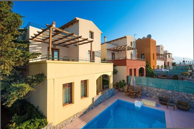 Villa Griekenland, kreta, Plaka Villa GR-73008-11