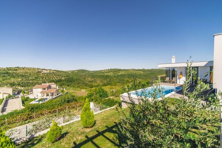 Villa Kroatië, Istrie, Momjan Villa HR-52460-17