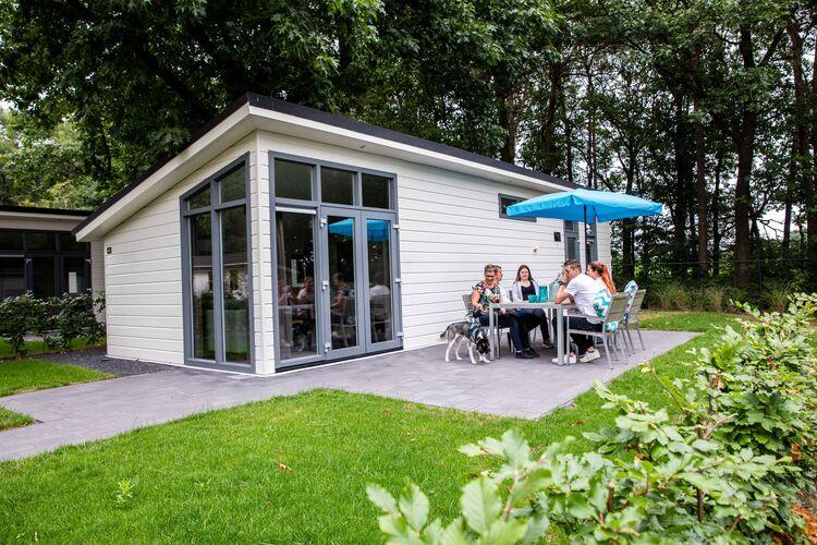 Vakantiehuizen Nederland | Gelderland | Chalet te huur in Lunteren met zwembad  met wifi 6 personen