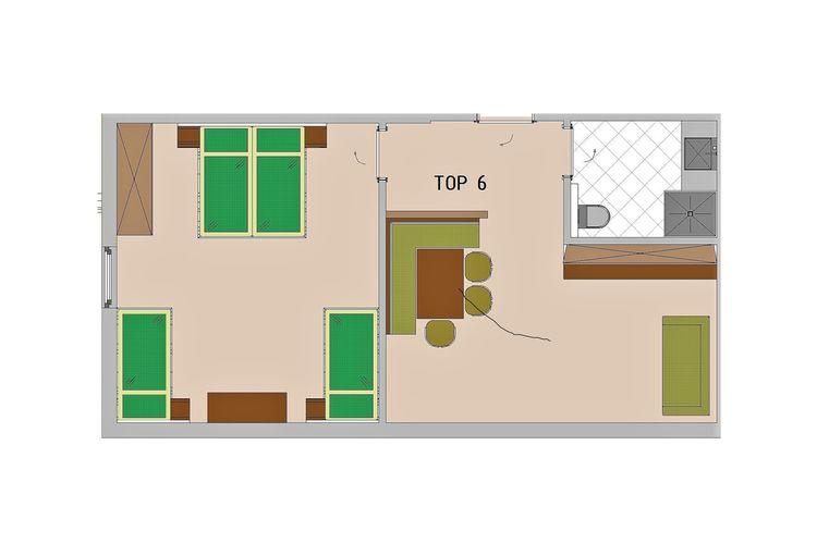 Appartement Oostenrijk, Tirol, Kaltenbach Appartement AT-6272-116