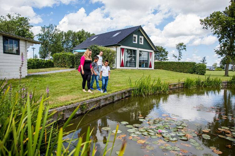Chalet Nederland, Noord-Holland, Berkhout Chalet NL-1647-13