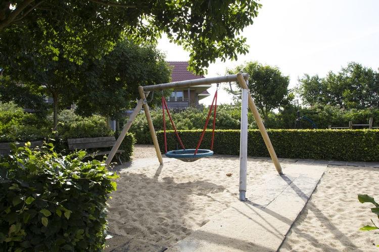 Appartementen Nederland | Wadden | Appartement te huur in Midsland met zwembad  met wifi 2 personen