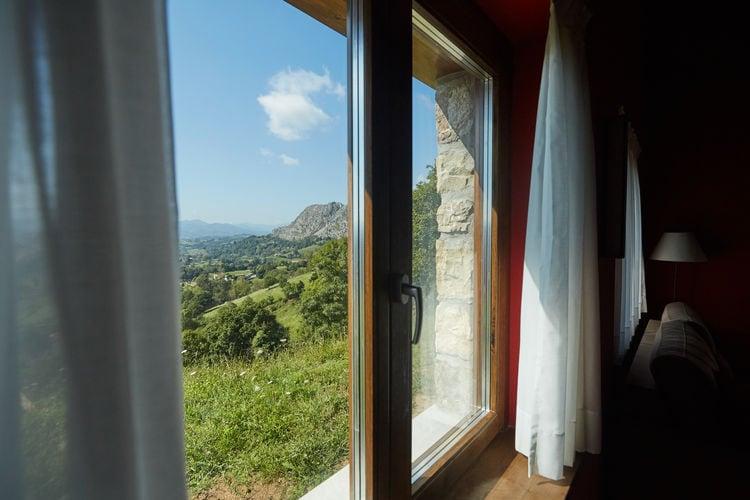 vakantiehuis Spanje, Het Groene Spanje, Parres-Asturias vakantiehuis ES-00019-07