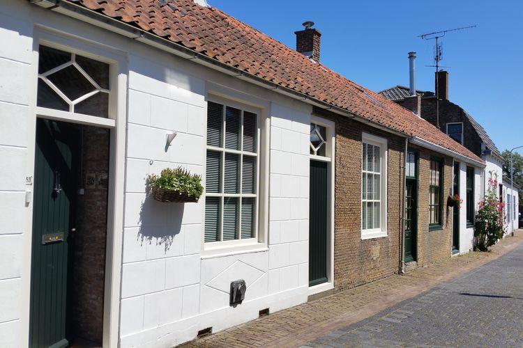 Vakantiehuis  met wifi  BrouwershavenZee en Meer