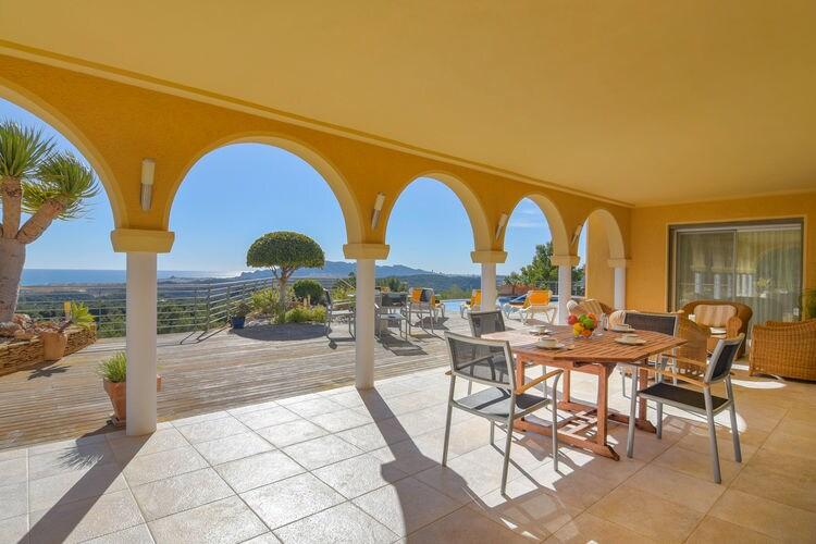 Villa Spanje, Costa Blanca, Altea Villa ES-03590-38