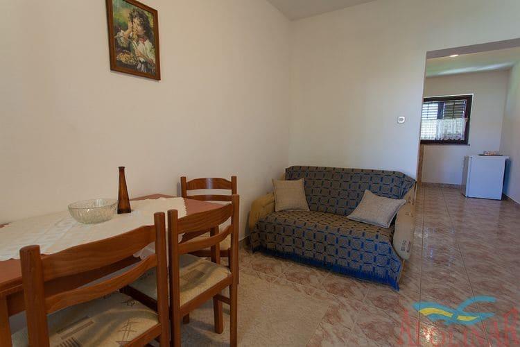 Appartement Kroatië, eld, Malinska Appartement HR-00014-94