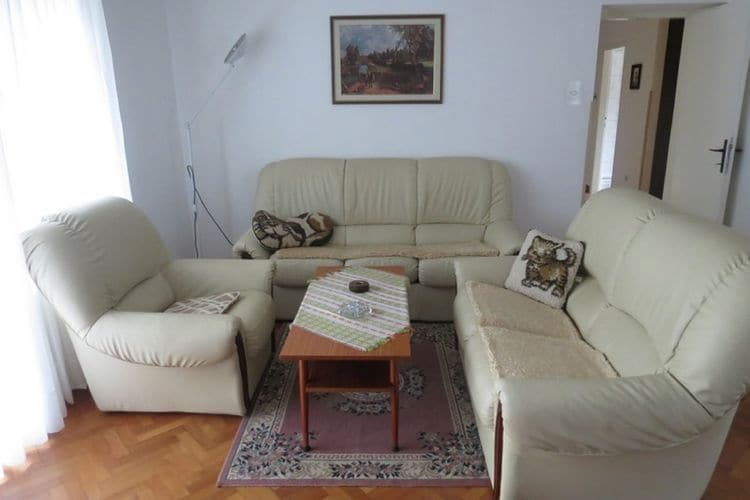 Vakantiewoning Kroatië, eld, Malinska Appartement HR-00014-95