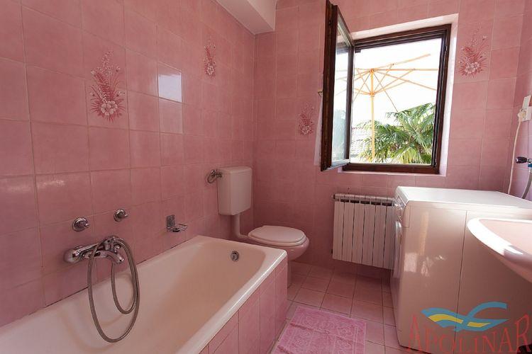 Appartement Kroatië, eld, Malinska Appartement HR-00014-96