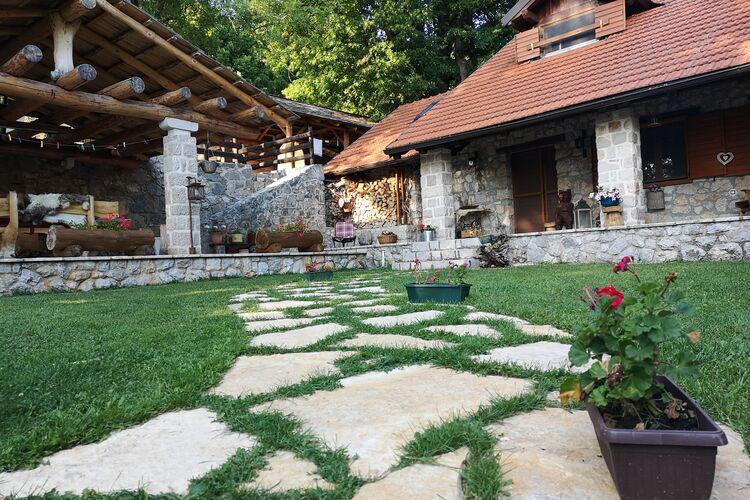 Chalet Kroatië, Dalmatie, Bruvno Chalet HR-00014-99