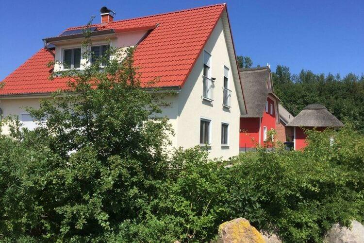 Vakantiehuis  met wifi  Ostseebad-RerikFerienhaus Sturmvogel mit Kamin Ostseebad Rerik