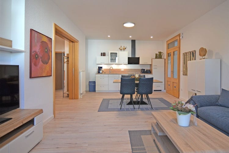 Appartement Duitsland, Sauerland, Brilon-Madfeld Appartement DE-59929-42