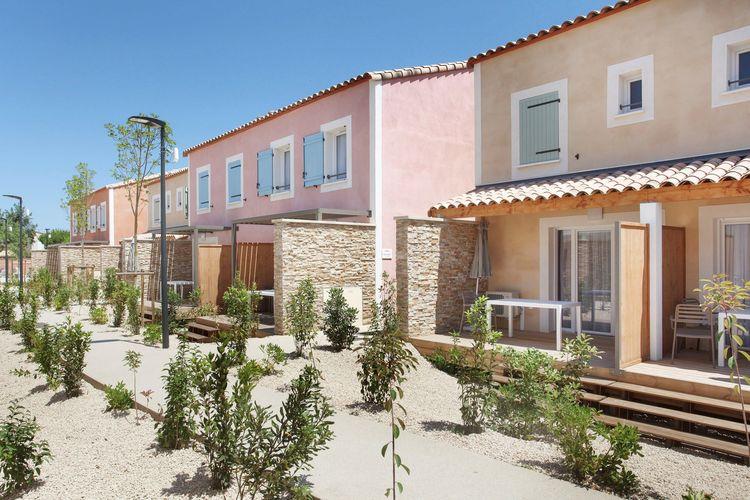Vakantiehuizen Frankrijk | Languedoc-roussillon | Appartement te huur in Aigues-Mortes met zwembad  met wifi 4 personen