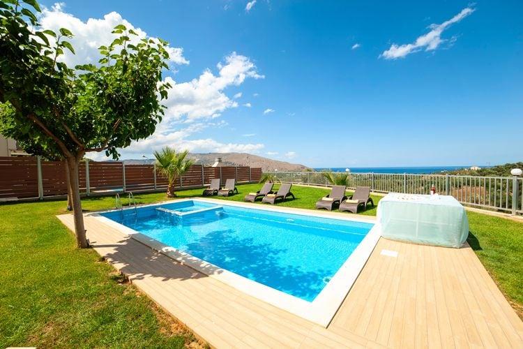 Villa Griekenland, kreta, Mathes Villa GR-73007-22