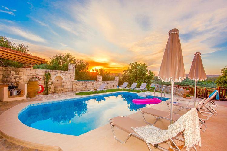 Villa Griekenland, kreta, Achlades Villa GR-74057-12