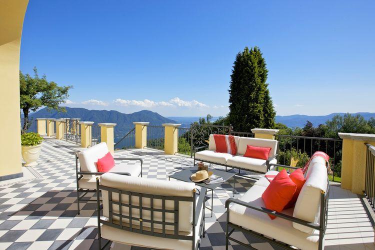 Villa Italië, Italiaanse Meren, Premeno Villa IT-28818-021
