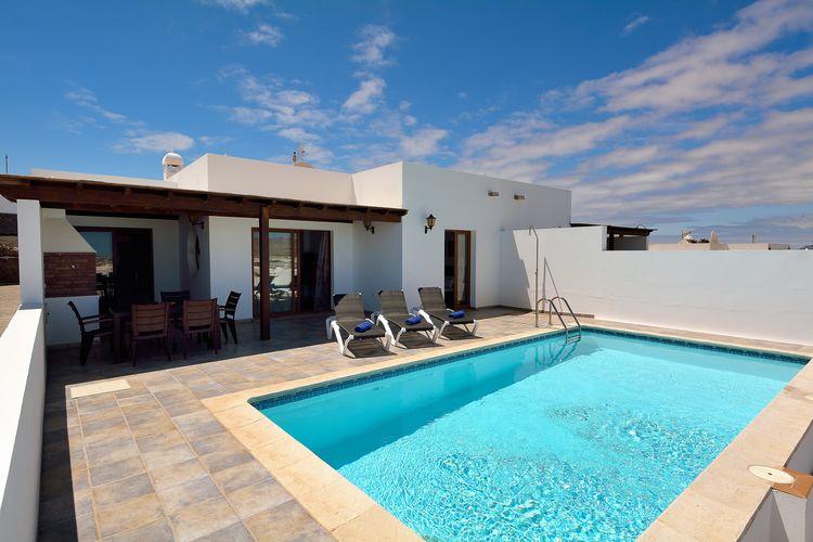 Vakantiehuizen Playa-Blanca te huur Playa-Blanca- ES-35580-37 met zwembad  met wifi te huur