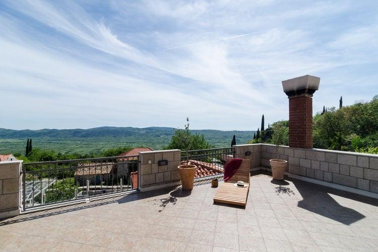 Villa Kroatië, Dalmatie, Gruda - Konavle region Villa HR-20219-01