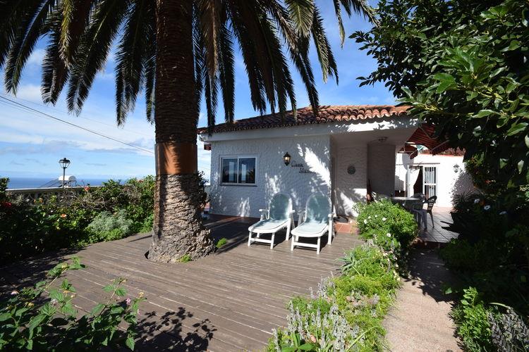 Spanje | Trfe | Vakantiehuis te huur in Tacoronte   met wifi 4 personen